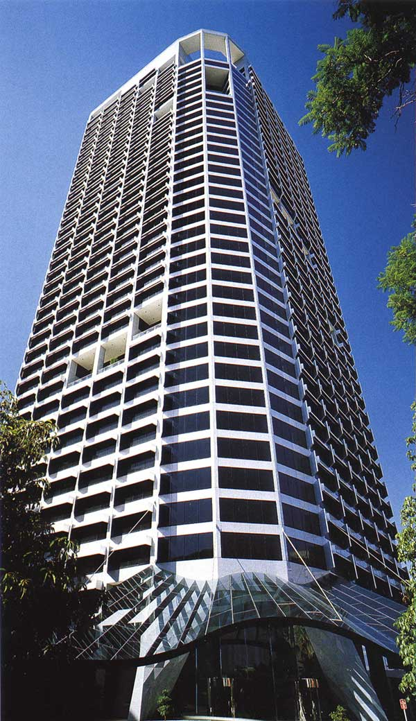 Airey Taylor Consulting Qv1 Building Perth Airey
