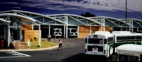 Transperth Palmyra Bus Depot