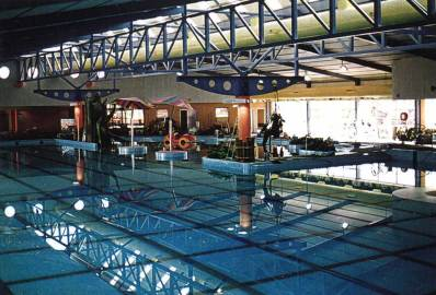 St Mary's Indoor Recreation & Aquatic Centre, Penrith