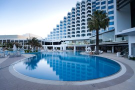 Crown Metropol Pool Upgrade