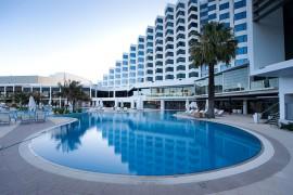 Crown Metropol Pool Upgrade