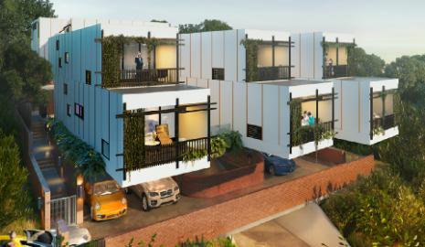 Pearl Palisade Apartments