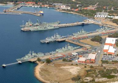 HMAS STIRLING Navy Base