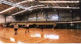 Edith Cowan University Sport & Recreation Facility