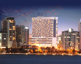 Sheraton Perth Hotel (now Pan Pacific)