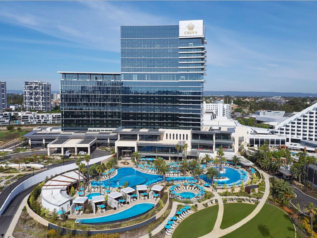 Crown Towers Perth Reservations