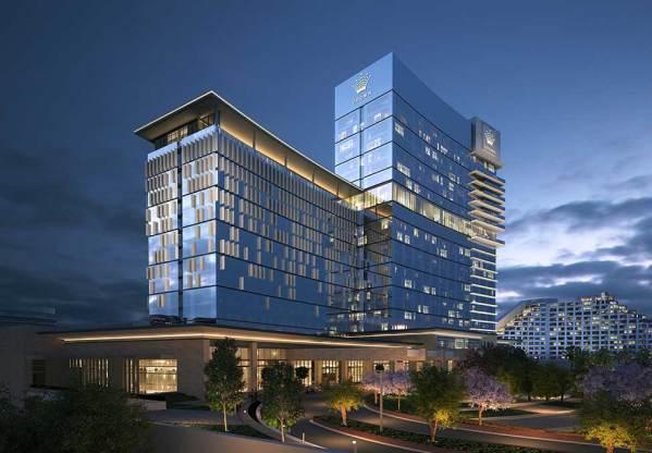 Cheap accommodation near crown casino perth