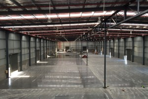 Berkshire Road multi warehouse facility