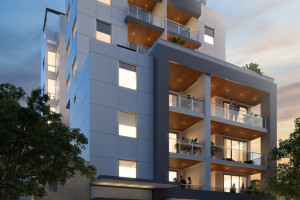 Skye One Seven Apartments, East Perth