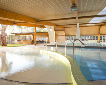 Bold Park Aquatic Centre refurbishment