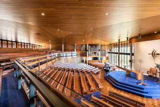 Christ Church Grammar School Chapel Refurbishment