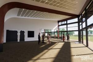 Shirley Strickland Pavilion, Ardross