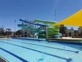 Northam Aquatic Centre renovation, Northam